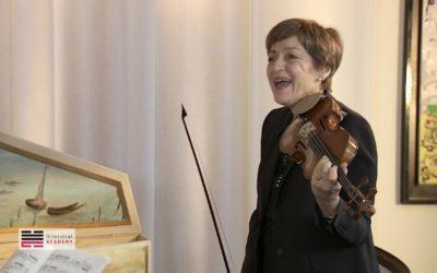 BACH VIOLIN PARTITA NO. 1 IN B MINOR, BWV 1002, ALLEMANDE