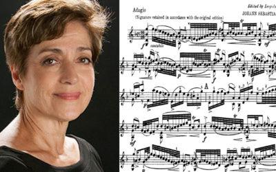 Bach Violin Online Video Series by Miriam Fried