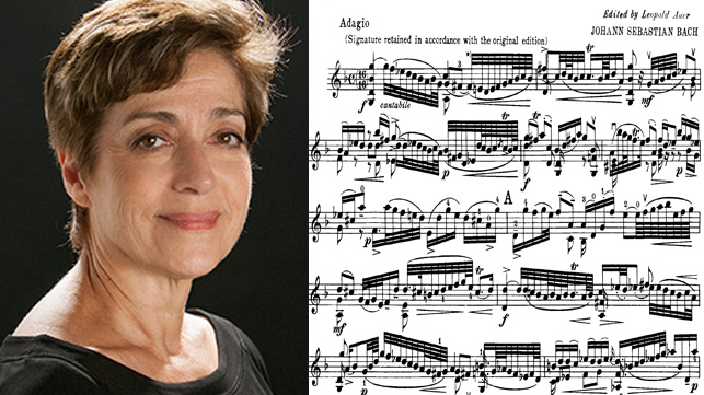 Bach Violin Online Video Series by Miriam Fried