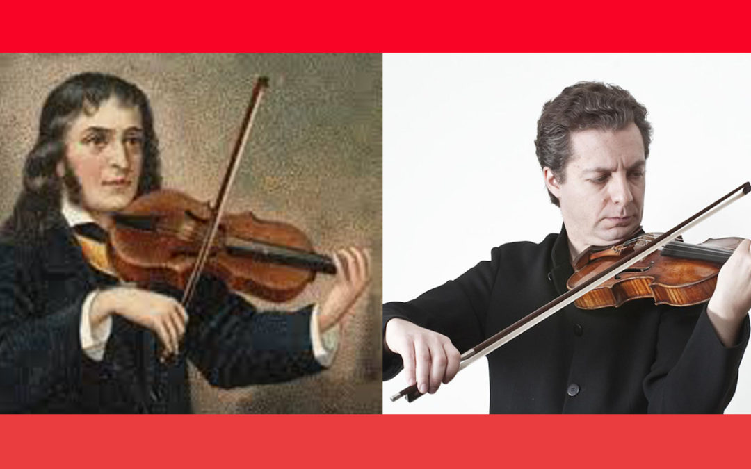 Paganini Caprices Unlocked with Pavel Berman