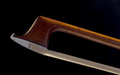 Modern versus Baroque Violin Bow