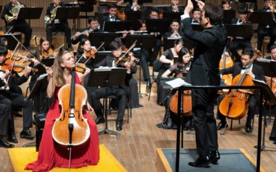 Harbin's Conservatory and Orchestra; tradition and innovation