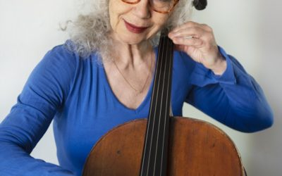Feldenkrais and playing freely on the cello