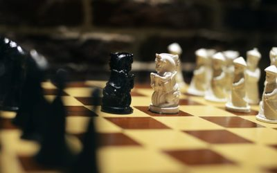 The Strange Link Between Chess and Music