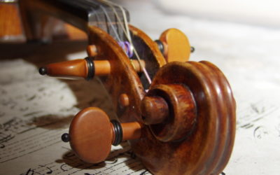 Invisible Neck Graft – a Restorer of  Violins, Violas and Cellos